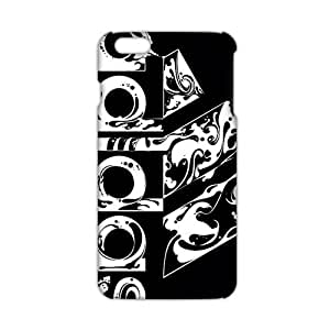 SHOWER 2015 New Arrival adidas logo 3D Phone Case for iphone 6 plus