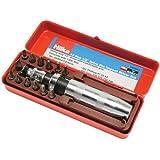 """Hilka 11670013 - Destornillador impacto Kit Craft Pro 13 piezas 1/2 """""""