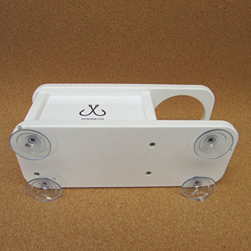 Beverage Cup Holder w Storage Box Catch All APF Marine by APF Marine (Image #2)
