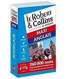 Dictionnaire Le Robert & Collins Maxi anglais