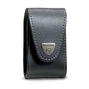 Victorinox Swisschamp Xlt Pouch, Leather Black