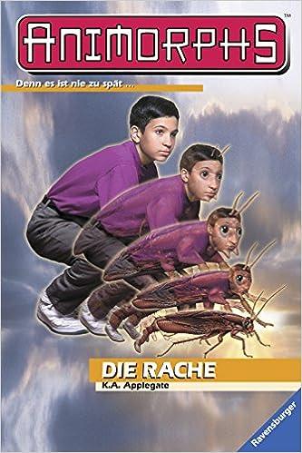 Book ANIMORPHS 30. Die Rache.