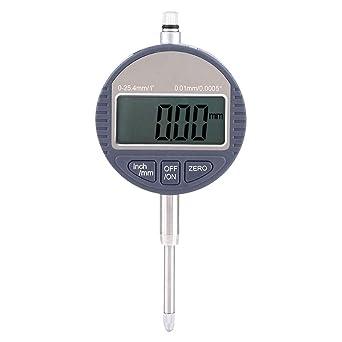 Reloj de medición de alta resolución, 0,001 mm, rango de medición ...