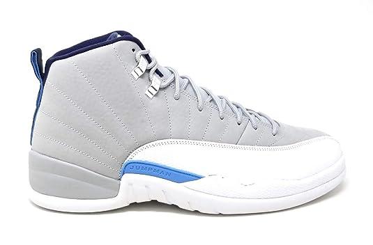 huge selection of 1dfb8 7ff51 Nike AIR Jordan 12 Retro  UNC  - 130690-007  Amazon.ca  Shoes   Handbags