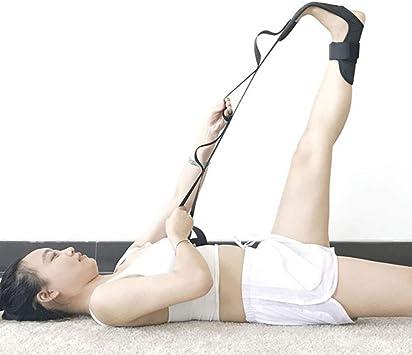 Yoga Ligament Stretching Belt Übung Pull Strap Stretching D2V5 Resistance L8P5
