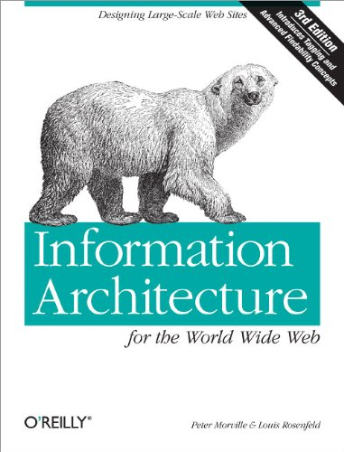 Download Information Architecture for the World Wide Web: Designing Large-Scale Web Sites Pdf