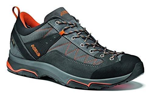 Asolo Pipe GV MM Mountain Shoe, Man, Men, A40032A189, Graphite/Graphite, 7,5UK