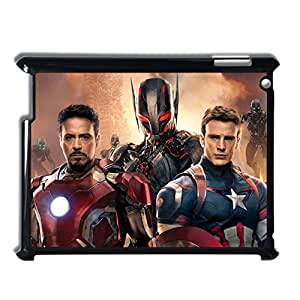 Abs Back Phone Covers For Kids For Ipad 2 3 4 Printing Avengers Age Of Ultron Choose Design 2