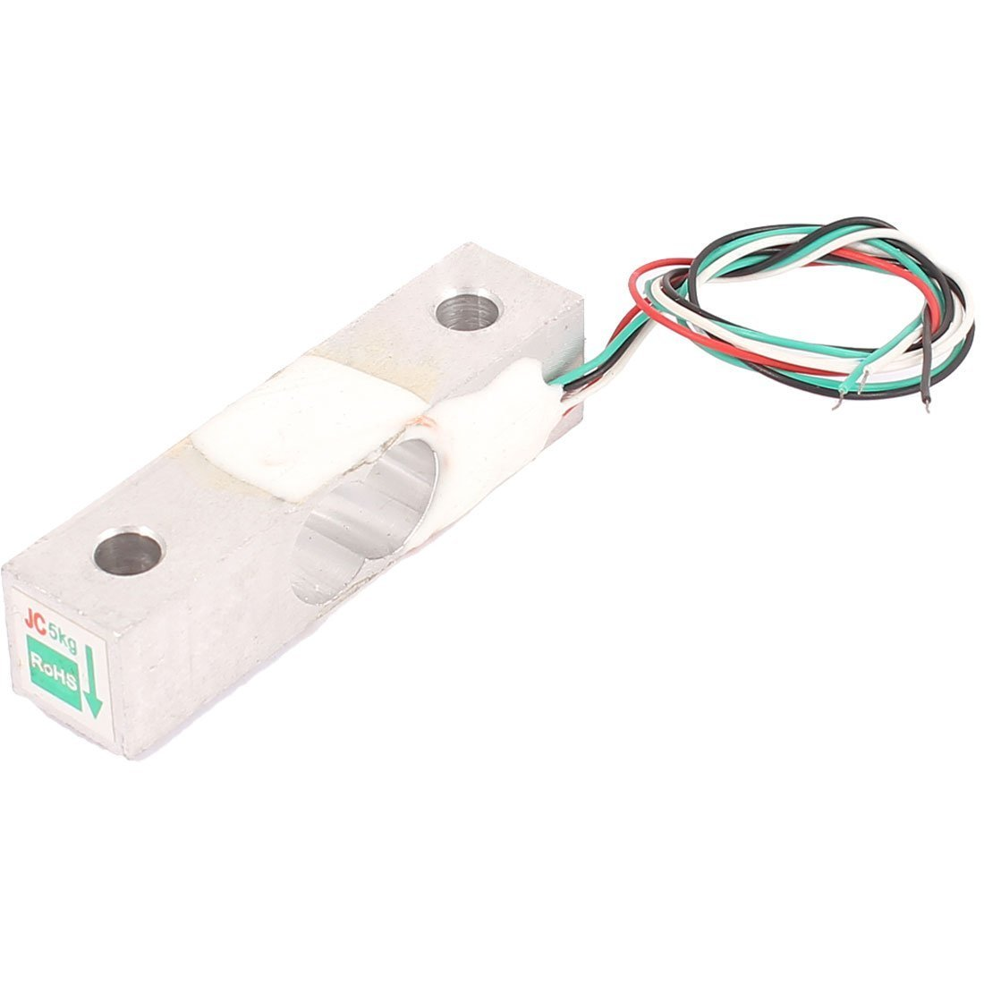 Amazon.com: eDealMax aleación de aluminio de cocina Escala DE 5 kg de peso Sensor de pesaje de la celda de carga: Industrial & Scientific