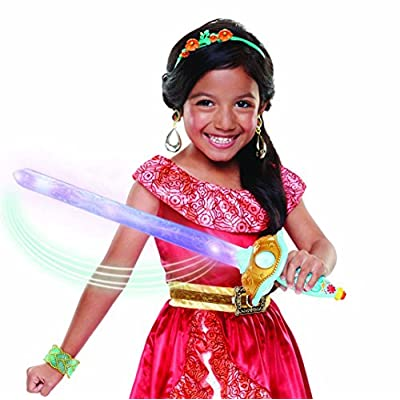 Elena of Avalor Action Adventure Sword Toy: Toys & Games