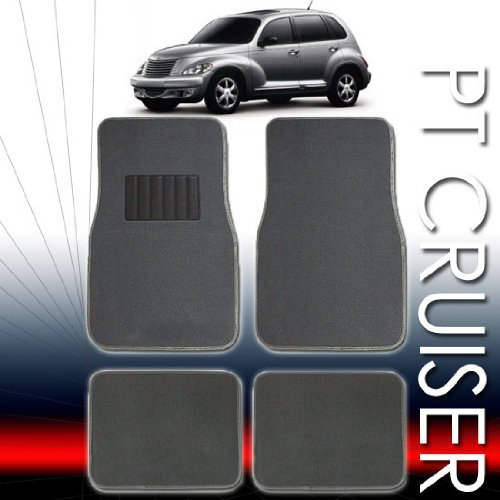 Yubpizauto QULAITY UNIVERSAL CARPET CAR FLOOR MATS SET FOR P