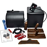 Sybian for Women - Sybian Package - Black with Chocolate Attachments