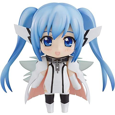Good Smile Heaven's Lost Property Forte: Nymph Nendoroid Action Figure (Sora No Otoshimono English)