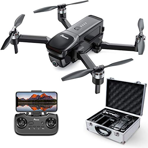 Potensic D68 Drone with 4K Camera for Adults, GPS FPV Quadcopter with Brushless Motor,Optical Flow Positioning, Auto…