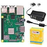 raspberry pi 2 noobs - CanaKit Raspberry Pi 3 B+ (B Plus) with 2.5A Power Supply (UL Listed)