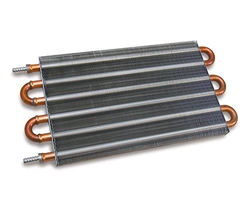 Volkswagen Golf Oil Cooler - Flex-a-lite 4118 TransLife Transmission Oil Cooler Kit - 18,000 GVW