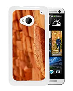 New Beautiful Custom Designed Cover Case For HTC ONE M7 With Stonewall Photography (2) Phone Case