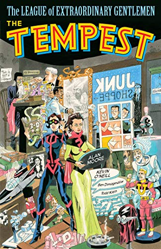 Pdf Comics The League of Extraordinary Gentlemen (Vol IV): The Tempest