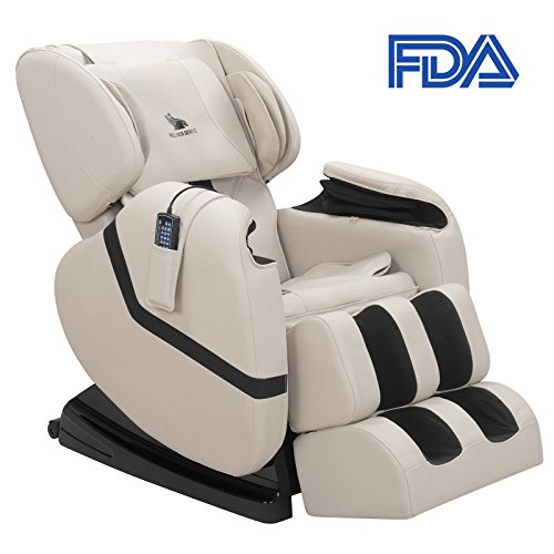 Uenjoy Zero Gravity Massage Recliner Full Body Massage Chair Shiatsu Massage Chair...