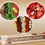 Baking Mat Teflon Dehydrator Sheet - Set Of 9