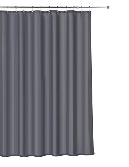 Home Queen SGS Certified Mildew Resistant Shower Curtain Liner Anti Mold Waterproof Bathroom