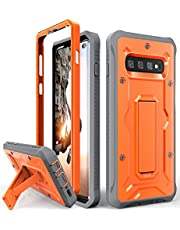 Galaxy S10 Heavy Duty Case - ArmadilloTek Vanguard Series Military Grade Rugged Case with Kickstand for Samsung Galaxy S10 [Not S10+ Plus or S10e]