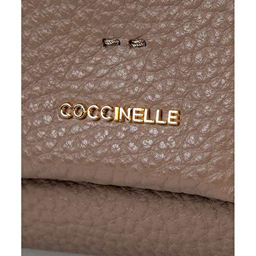 Coccinelle Grau Essentielle taupe Baguette Cc0120101 Grau 44qpwS