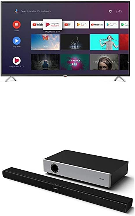 Sharp 55BL3EA - Android TV (9.0) 55
