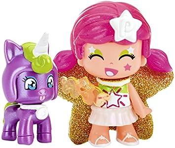 Pinypon- Estrella con Mascota, Pack C (Famosa 700014276): Amazon ...