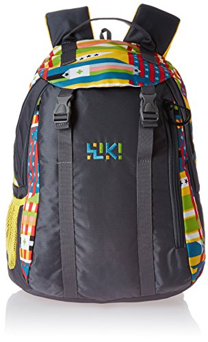 Wildcraft 30 Ltrs Grey Casual Backpack (Wiki Whirl New)