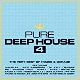 Pure Deep House 4 - The Very Best of House & Garage (Digipack)