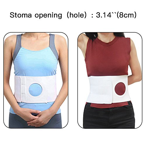 Unisex Ostomy Hernia Belt (hole 3.14