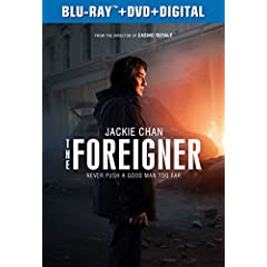 THE FOREIGNER arrives on Digital Dec. 26 and on Blu-ray, DVD and On Demand Jan. 9 from Universal