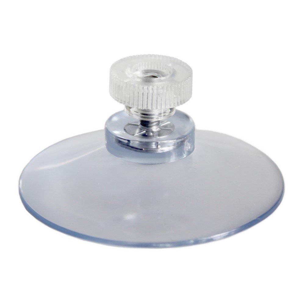 Lot de 10/Ventouse//ventouse /Ø 50/mm avec filetage 6/mm et /écrou molet/é