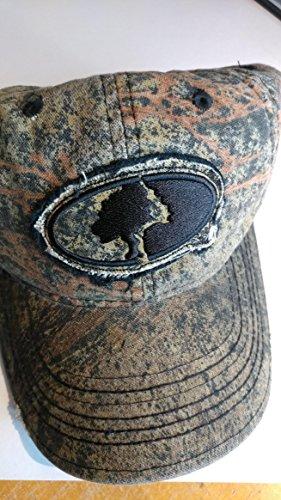 CAMO CAP with MOSSY OAK BRUSH PATTERN