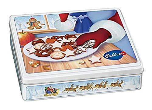 Bahlsen Gingerbread Cookie Tin 10.6 oz each (1 Item Per Order, not per case)