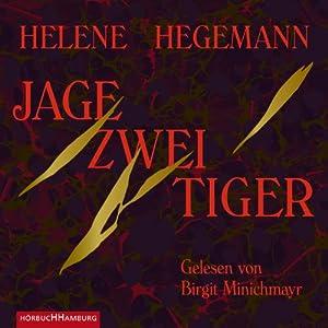 Jage zwei Tiger Hörbuch