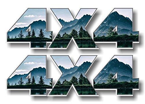 2- 4x4 Mountain ESCAPE w/White 13
