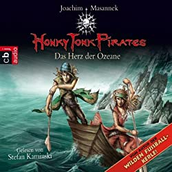 Das Herz der Ozeane (Honky Tonk Pirates 5)
