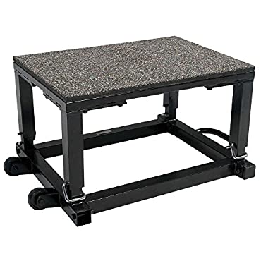 Adjustable Step-Up Box