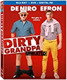 Dirty Grandpa (Unrated) [Blu-ray + DVD + Digital HD]
