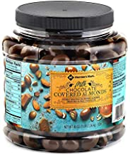 Member's Mark Chocolate Covered Almonds, 4