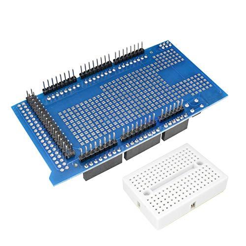 Mini Bread Board For Arduino MEGA 1pcs Prototype Shield ProtoShield V3