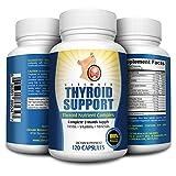 2-Month Thyroid Health Support Supplement Complex