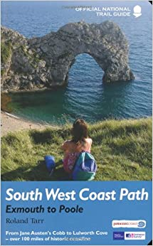 Book South West Coast Path: Exmouth to Poole (National Trail Guides)