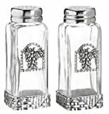 Ganz Salt and Pepper Shakers - Grapes