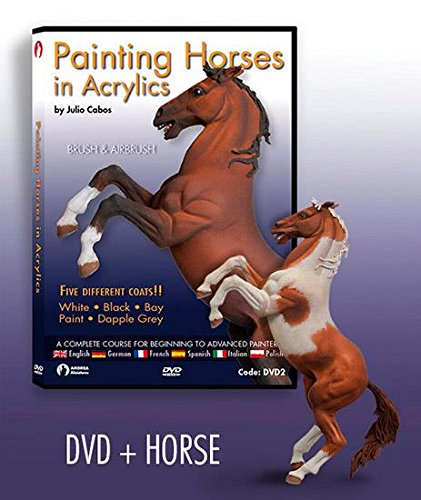 Painting Horses in Acrylics w/Figure SW