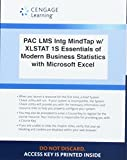 img - for LMS Integrated for MindTap Business Statistics, 1 term (6 months) Printed Access Card for Anderson/Sweeney/Williams' Essentials of Modern Business Statistics with Microsoft Office Excel, 7th book / textbook / text book