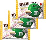 LOVE IS IN THE AIRRRR! Share In The Love and Joy This Valentine's Day with Timeless M&Ms Chocolate. In This Listing, We Bring You An Exciting, Incredible Winter Special - A Delicious, Delectable Pack of 3 Amazing Packs of White Cheesecake...