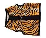 Kitty Holster Cat Harness, Small/Medium, Tiger Stripe
